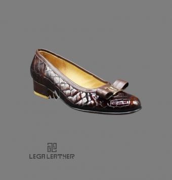 کفش راحتی زنانه مدل FERRAGAMO قهوه ای