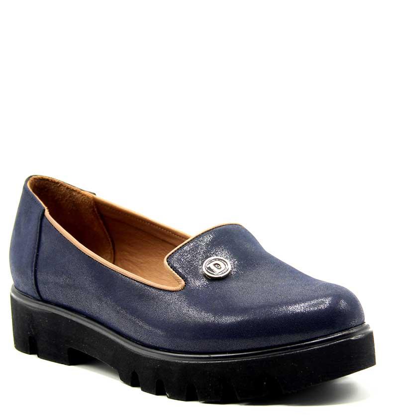 کفش راحتی زنانه DIOR پولکی ریز سرمه ای