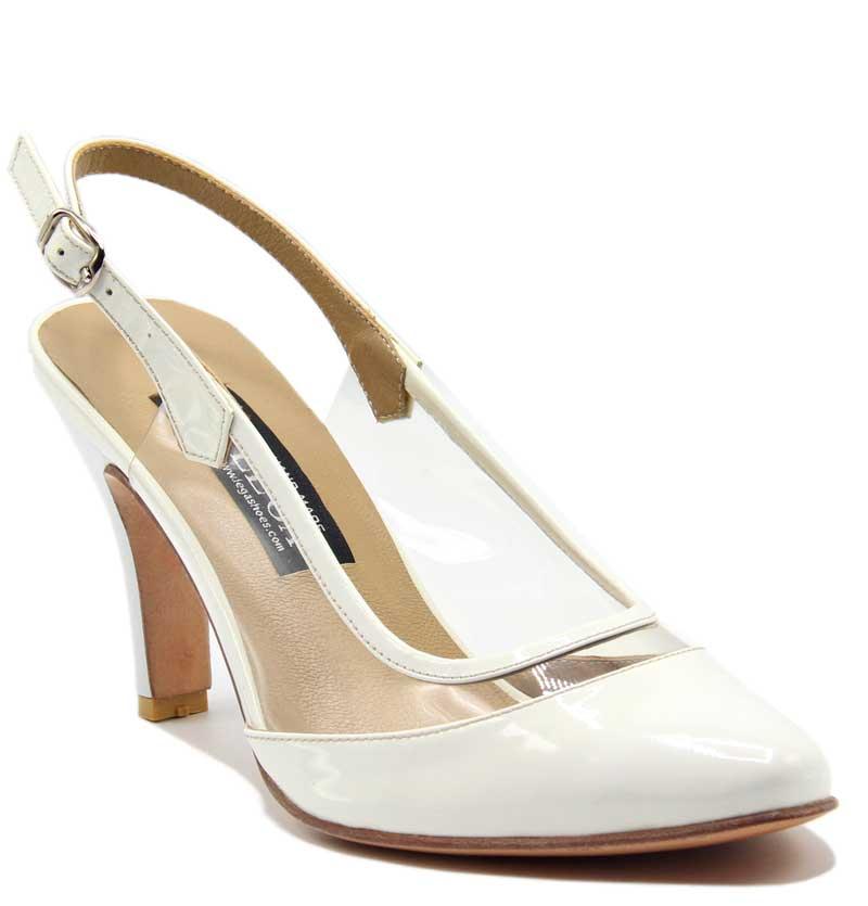 کفش زنانه مجلسی مدل ROSSI  کلاسیک