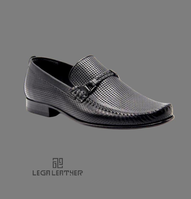 کفش مردانه مدل گوچی فانتوفلی مشکی