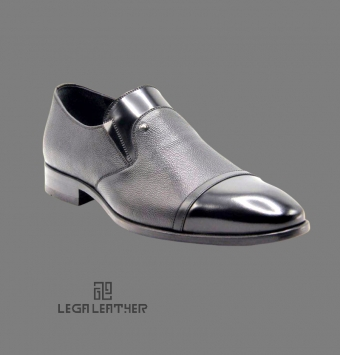 کفش مردانه مدل شارژدن مشکی