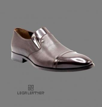 کفش مردانه مدل شارژدن قهوه ای