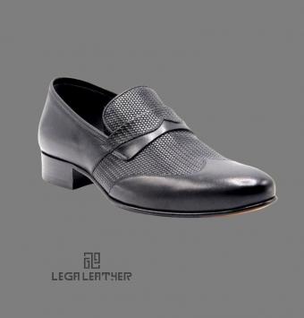 کفش مردانه مدل ESCADA مشکی