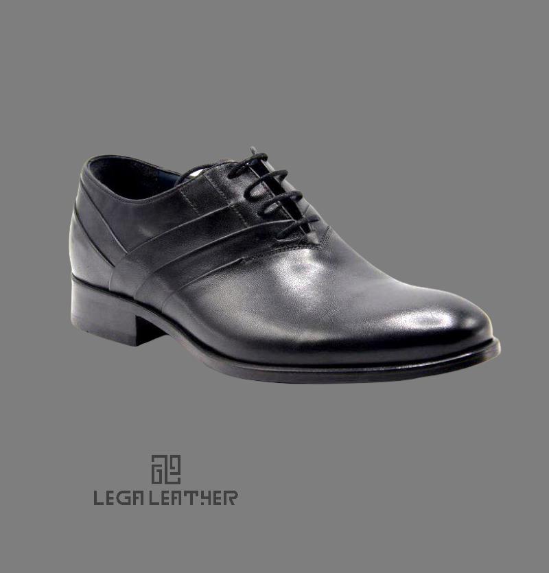 کفش مردانه مدل BALLY مشکی