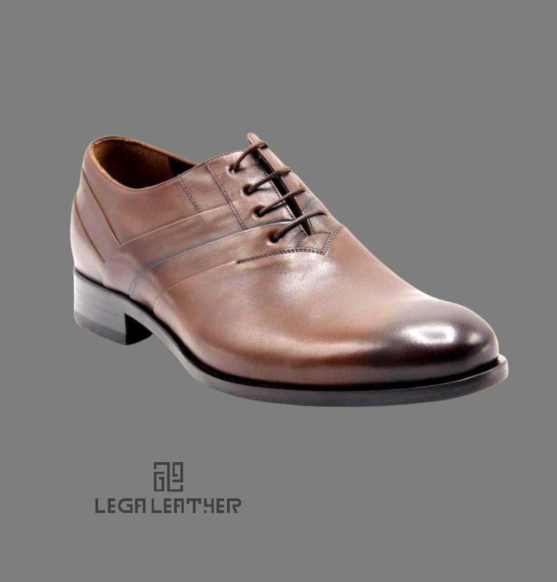 کفش مردانه مدل BALLY  قهوه ای