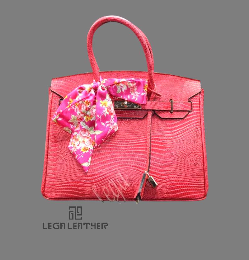 کیف HERMES BERKIN قرمز