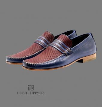 کفش مردانه مدل گوچی