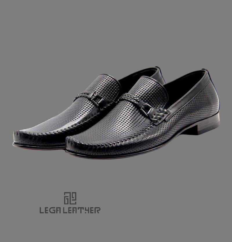 کفش مردانه گوچی فانتوفلی رویه بافت