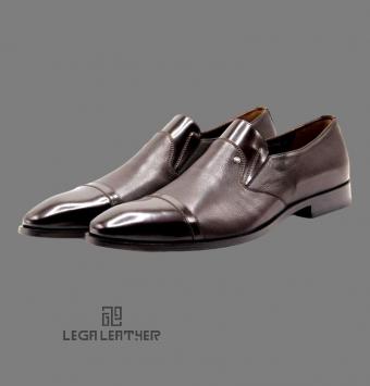 کفش مردانه مدل شارژدن بغل کش دار