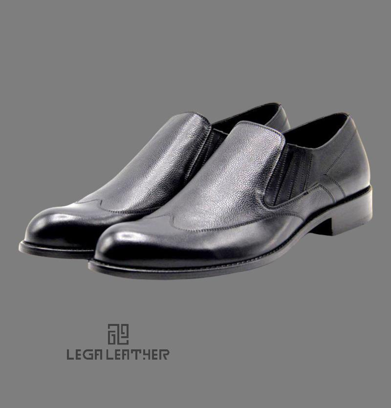 کفش مردانه مدل  FERRE بغل کش دار